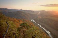 Breathtaking! Křivoklátsko National Park.