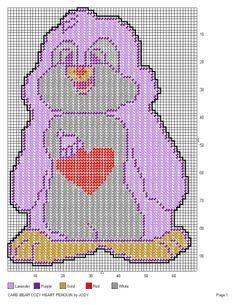 Care Bear Cousin Cozy Heart Penguin 2