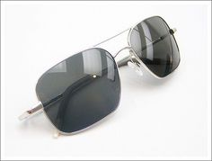 OLIVER PEOPLES Victory Aviator Sunglasses