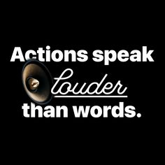 Actions speak louder than words. Don't talk about producing great work. Do great work. Or at least be on the pathway towards learning how to produce great work.  #action #do #work #motivation