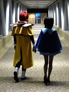 Outlaw Star cosplay ♥