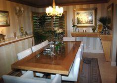 custom made dinning room table by pdcabnet@yahoo.com