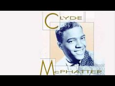 Clyde McPhatter - Lonely people can't afford to cry