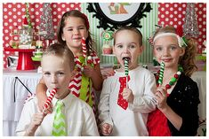 Grinch Inspired Christmas Party by @bannerevents  #Grinch #Christmas #Grinchmas