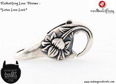 Redbalifrog Lotus Love Lock