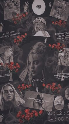Billie eilish aesthetic wallpaper bury a friend 64 ideas Wallpaper Sky, Wallpaper Collage, Locked Wallpaper, Trendy Wallpaper, Wallpaper Iphone Cute, Tumblr Wallpaper, Screen Wallpaper, Wallpaper Quotes, Camera Wallpaper