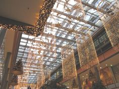 X-MAS: Kerstsfeer in Arkaden Shopping Center