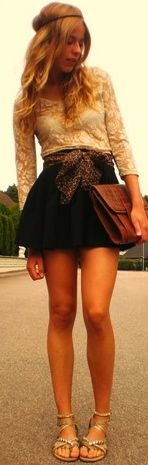 cute but could we please make the skirt a little longer?