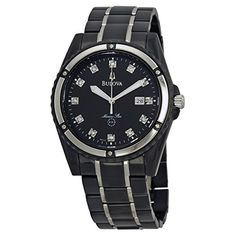 Bulova Mens 98D107 Marine Star Bracelet Mother of Pearl Dial Watch -- See this great product.Note:It is affiliate link to Amazon.