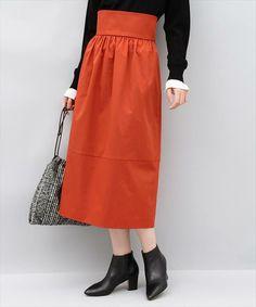 【ZOZOTOWN】ADAM ET ROPE'(アダム エ ロペ)のスカート「サッシュベルト付スカート」(GAC2724)をセール価格で購入できます。
