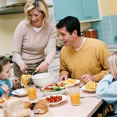 5 reasons family meals matter