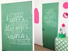 You Can Put Chalkboard Paint on That? 8 Awesome DIYs to Try