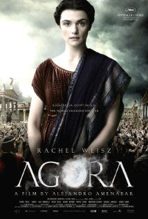 Agora : The life and times of Hypatia the Roman woman scientist. Shows the rise of Christianity in Alexandria and between the religious conflict, the discovery of the fact that the earth moves in an elliptical orbit.