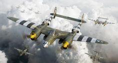 adam tooby digital aviation art