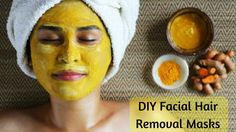 Natural remedies will definitely work well and the only thing we need is to stick to the routine. Have a look at some effective unwanted facial hair removal masks and try it to enjoy smooth skin.