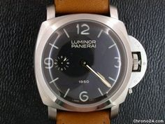 Panerai PAM 127 E 1950 Luminor (Collectors Edition) 47mm Stainless Steel