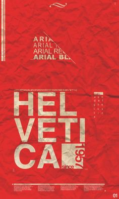 1957 Helvetica by alesfuck Helvetica Art, Posters, Typography, Clothing, Books & More [Ultimate Collection]