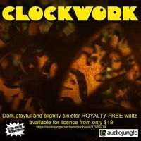 #clockwork by Total Thrive. ROYALTY FREE BACKGROUND MUSIC. To listen to the full version and buy a licence https://audiojungle.net/item/clockwork/17966274 @envato @envatomarket @envatostudio #filmmusic #steampunk #horror #goth #gothic #halloween #ghost #trickortreat #art #blog #blogger #vlog #vlogger #fairground #clockworkorange #timelapse #photography #drone #technology #manufacturing #industry #watches #gaming #recipe #spooky