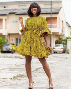 Lovely and Fabulous Ankara Styles 2019 African Fashion Ankara, Latest African Fashion Dresses, African Print Fashion, Africa Fashion, Short African Dresses, African Print Dresses, Short Dresses, Ankara Stil, Ankara Clothing