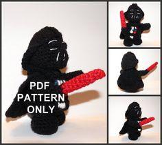 Little Villain Amigurumi Crochet Pattern Only