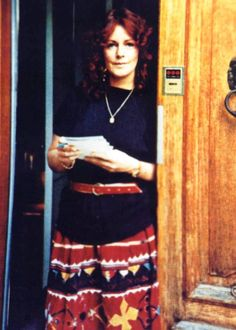 Fan pictures of Frida (at home in 1978).