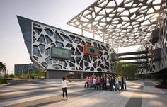 Alibaba Headquarters by HASSELL