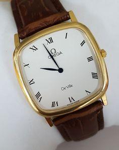 37fe3c1b514a Catawiki online auction house  Omega De Ville Quartz - Mens Watch -  Excellent condition Quartz