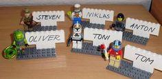 Lego hat meine Jungs über Jahre treu begleitet, deshalb sollte auch dieses Thema in einen Geburtstags umgesetzt werden. Für die Einl... Juni, Kids, Lego Police, Police Party, Lego Birthday Party, Wedding, Young Children, Boys, Children