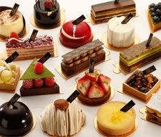 French Pastry @ Passion by Gerard Dubois (Hong Kong) ♥:
