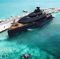 Follow Us On Instagram — luxuriousclub:   | Boss Yacht |  Check Out... Yacht Design, Boat Design, Super Yachts, Bateau Yacht, Yacht Boat, Private Jet, Private Yacht, Water Crafts, Luxury Lifestyle