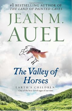 Jean Auel's second book of five in the Earth's Children series...