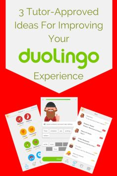 3 Tutor-Approved Ideas For Improving Your Duolingo Experience