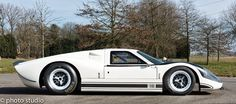 1967 Ford GT 40 - MK 4 7 Liters | Classic Driver Market