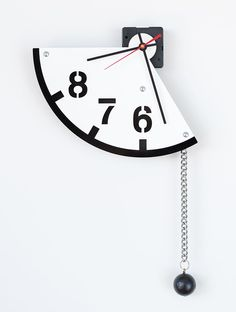5 to 9 Wall Clock