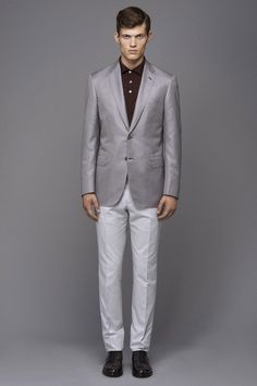 brioni ss14 nice casual blazer look