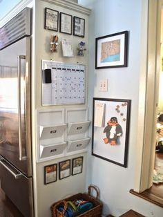 eye candy {family command centers}