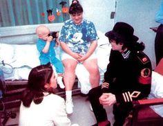 Various > Michael & Lisa Marie visit St Jude Children Hospital - Michael Jackson Photo (7637622) - Fanpop