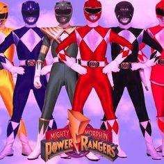 - Power Rangers