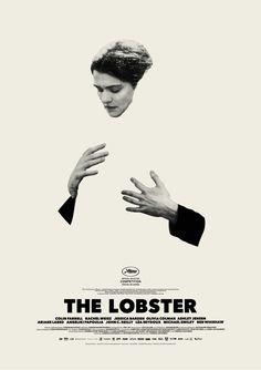 La soledad protagoniza el cartel de The Lobster, por Vasilis Marmatakis