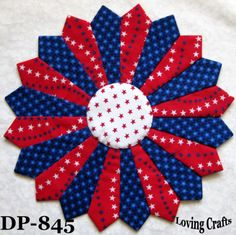 Set-of-6-Patriotic-Dresden-Plate-Quilt-Blocks-9-3-4-845