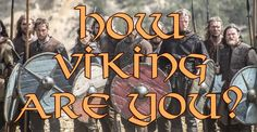 How Viking Are You