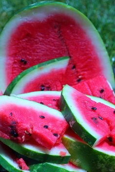 Watermelon is a summer food. I eat it 365 days a year!!!!!!