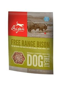 BIOLOGICALLY APPROPRIATE™ SINGLE-SOURCE TREATS FREE-RANGE ALBERTA BISON DOMESTIC DOGS ARE NOT ONLY CAPABLE OF EATING THE FOODS OF THEIR ANCESTORS, THEY REQUIRE IT FOR PEAK HEALTH. - Single-source ingr