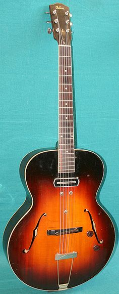 1961 levin 320 archtop guitars and occasional mandolins 1938 gibson es 150 charlie christian pickup