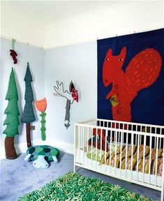 Donna Wilson's colourful London home - Telegraph