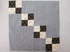 Double 4 Patch tutorial by http://quiltingstories.blogspot.com/2015/10/sewing-double-four-patch-block-tutorial-pattern.html