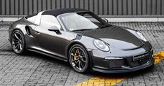 Porsche 911 Targa 4 GTS By McChip Looks Like A GT3 RS, Has It Licked On Power