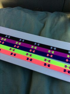 Under Armour headbands  Meg I got these for you for Volleyball!!