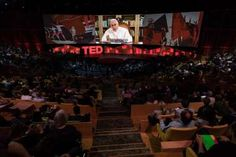 Pope Francis gives a surprise TED Talk, calls for a 'revolution of tenderness'