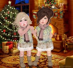 https://flic.kr/p/BDQZ5W | 12 Days of Christmas with Little Stars | Read how you can get this outfit for free on my new blog post featuring Mia Sophia.   delisadventures.wordpress.com/2015/12/04/12th-day-of-chri...